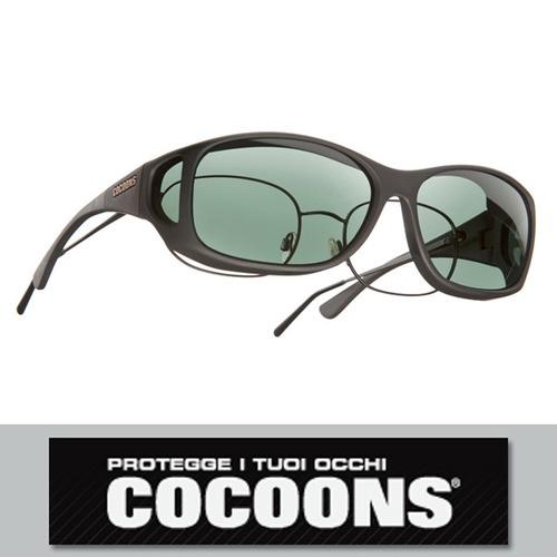 [COCOONS] 코쿤 스타일 오버 글라스 WIde Line(MX) - 편광렌즈 (C702G MX)